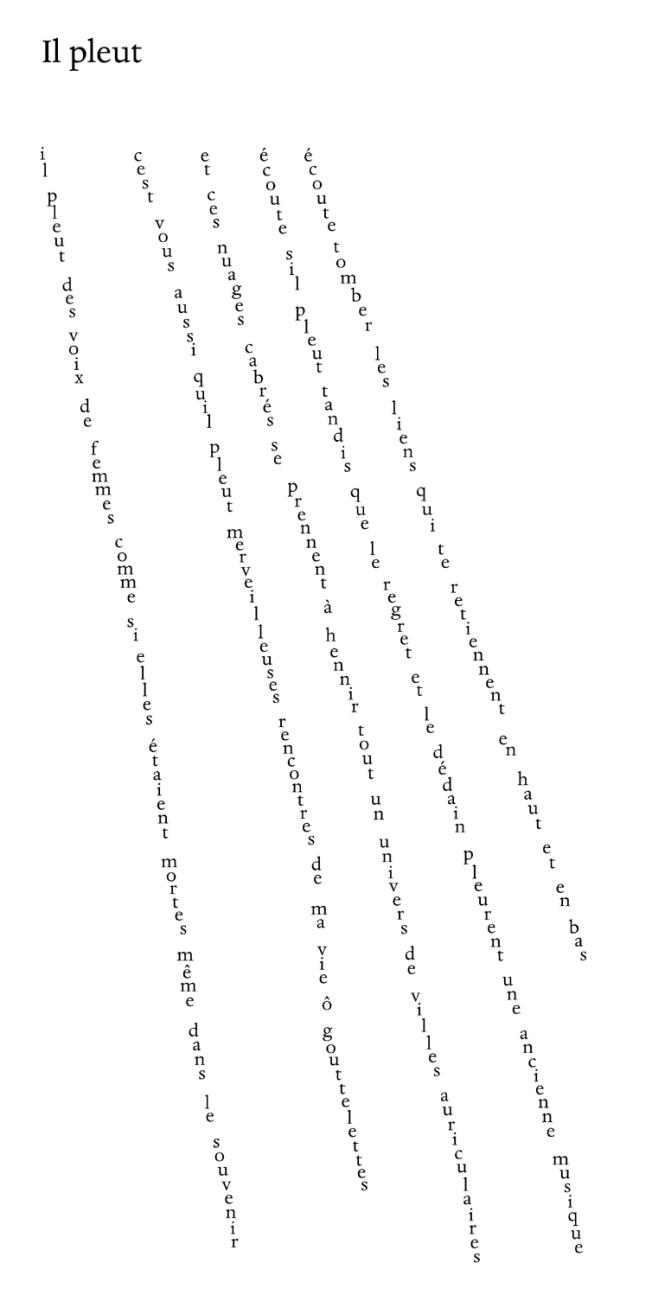 calligrama-il-pleut-apollinaire1