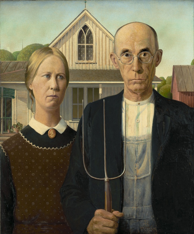 Grant_Wood_-_American_Gothic_1930