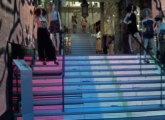 H&M Rebajas Verano 2011, Barcelona