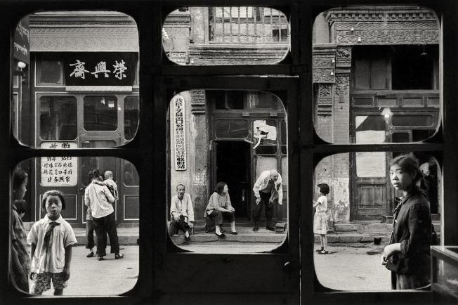 Marc Riboud-Liu Li Chan, Pekin -1965