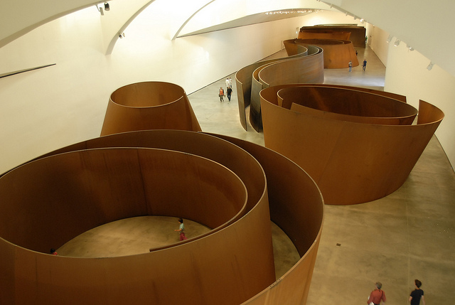 Richard Serra. La materia del tiempo (The Matter of Time) 1994–2005