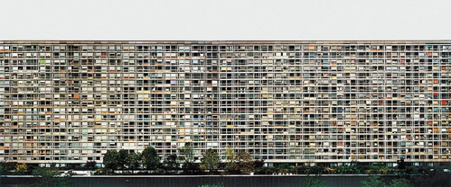 andreas-gursky-paris-montparnasse-1993