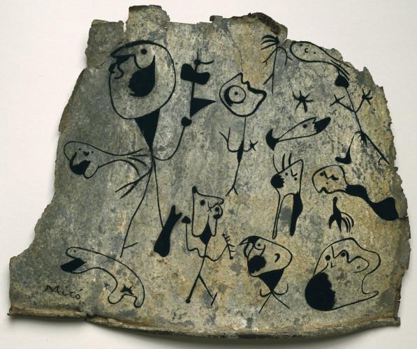Joan Miró - Sin_Título (1936)