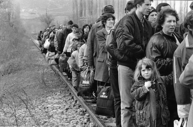 UNHCR- R Le Moyne, 1999