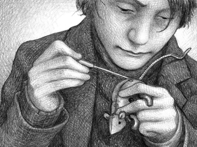brian selznick- La invención de Hugo Cabret