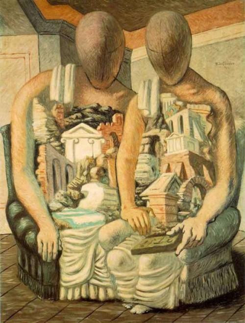 Giorgio de-chirico-archeologii-1927