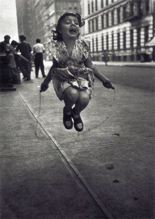 Lester Talkington, Skipping Rope, 1950