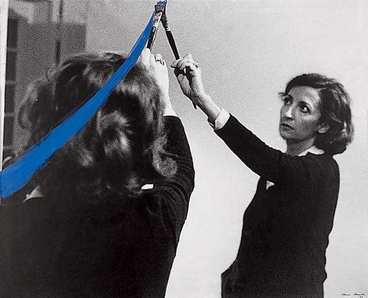 Helena_Almeida_Pintura Habitada (1976)