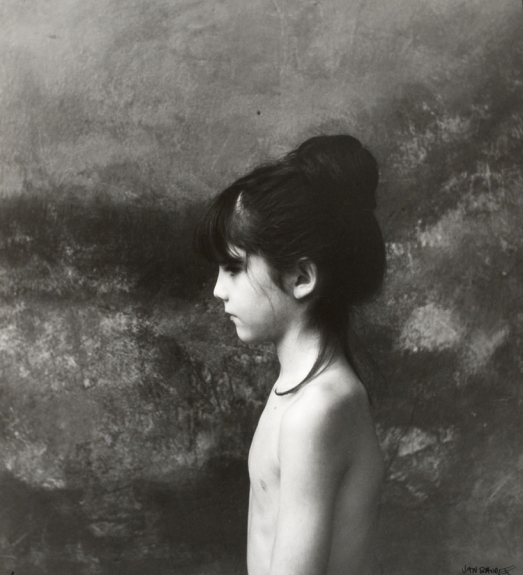 Jan Saudek, Image No. 213-1, Ilary 1