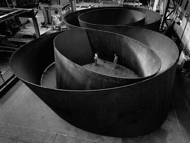 Richard Serra- Sequence (2006)