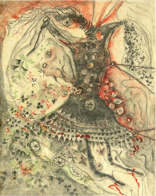 Angel Acosta León, Sueños de bailarina (1962)