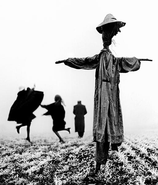 Mario Lasalandra- Scarecrow, 1968