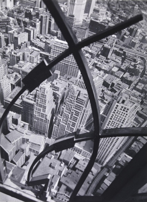 Berenice Abbott- City Arabesque (1938)