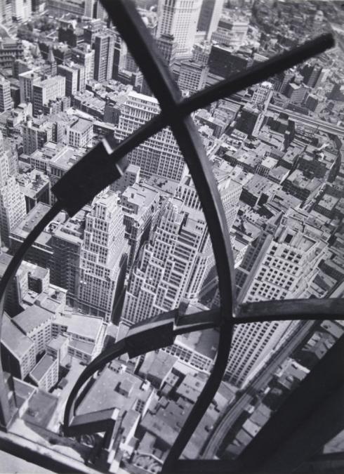 Berenice Abbott- City Arabesque (1938)