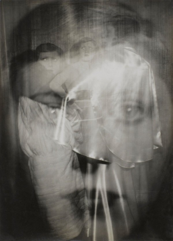 Germaine Krull- Advertising Study for Paul Poiret (1926)
