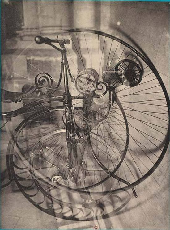 Germaine Krull- Bicycle Wheels (1929)