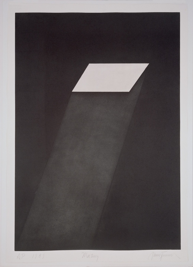 James Turrell- Meeting (from the portfolio First Light), 1989–90