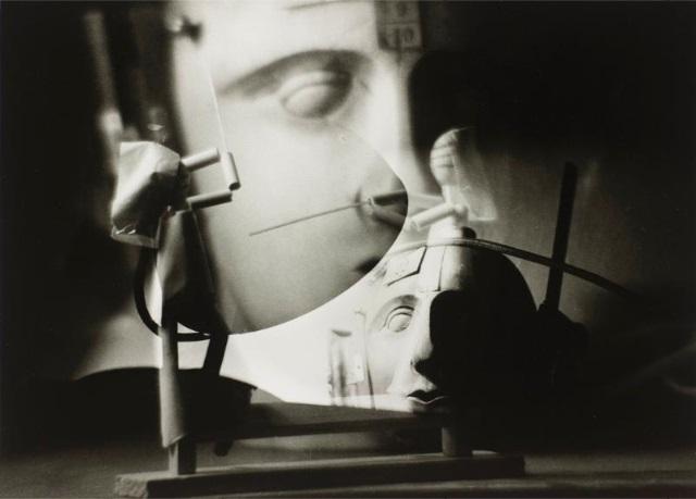 Raoul Hausmann- Jeux mécaniques, Limoges (1957)