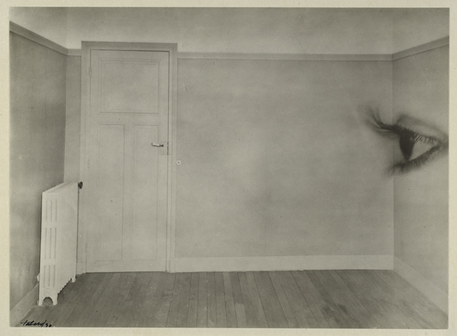 Maurice Tabard (French, 1897–1984) Room with Eye, 1930