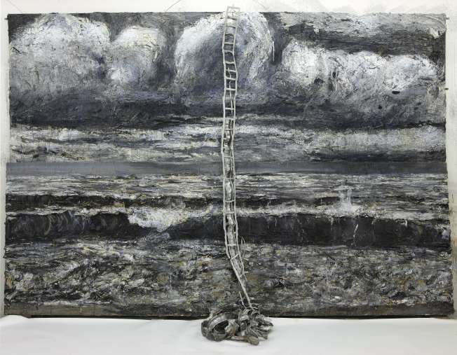 Anselm Kiefer, Am Anfang, 2008