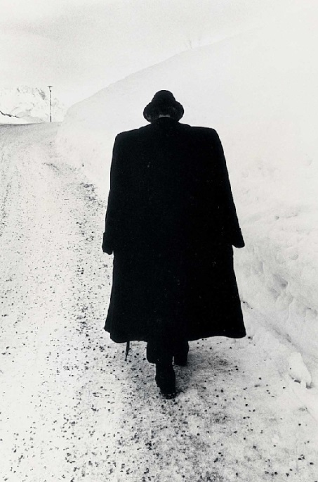 Paul Hill- Man Against Snow, 1974