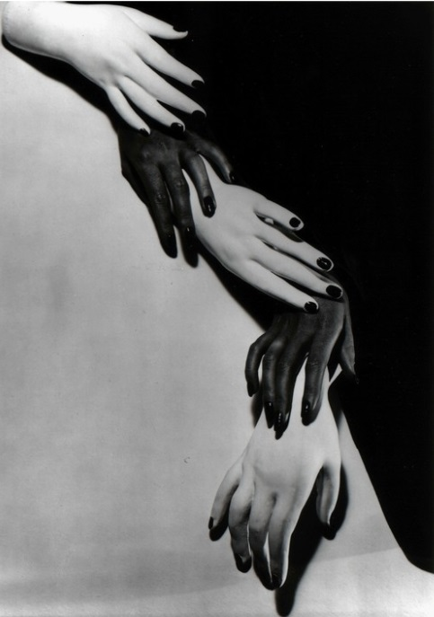 Horst P. Horst - Hands, Hands..., New York, 1941