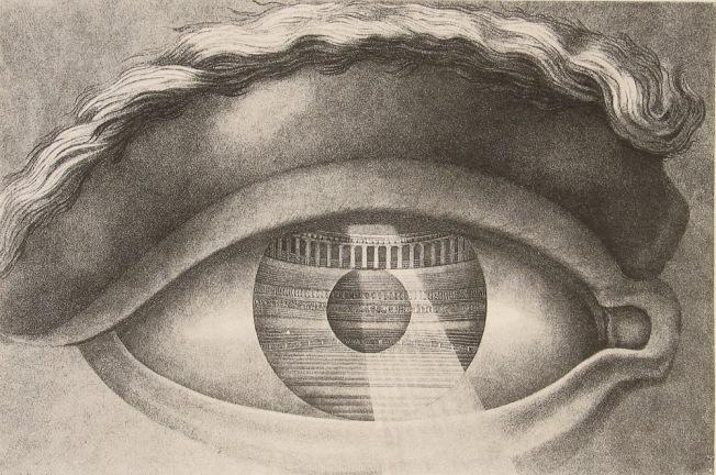 Claude-Nicolas Ledoux (1736-1806), L'Architecture, Paris, chez l'auteur (1804)