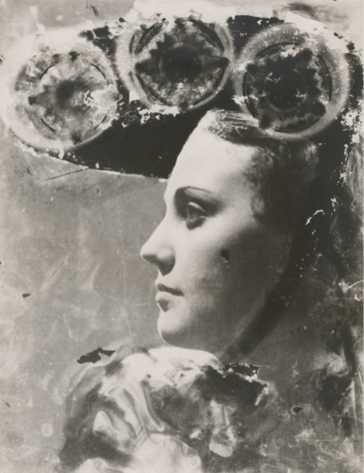 Dora Maar - Profile with Hat, ca. 1930