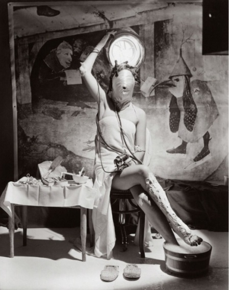 Horst P. Horst - Electric Beauty, 1939