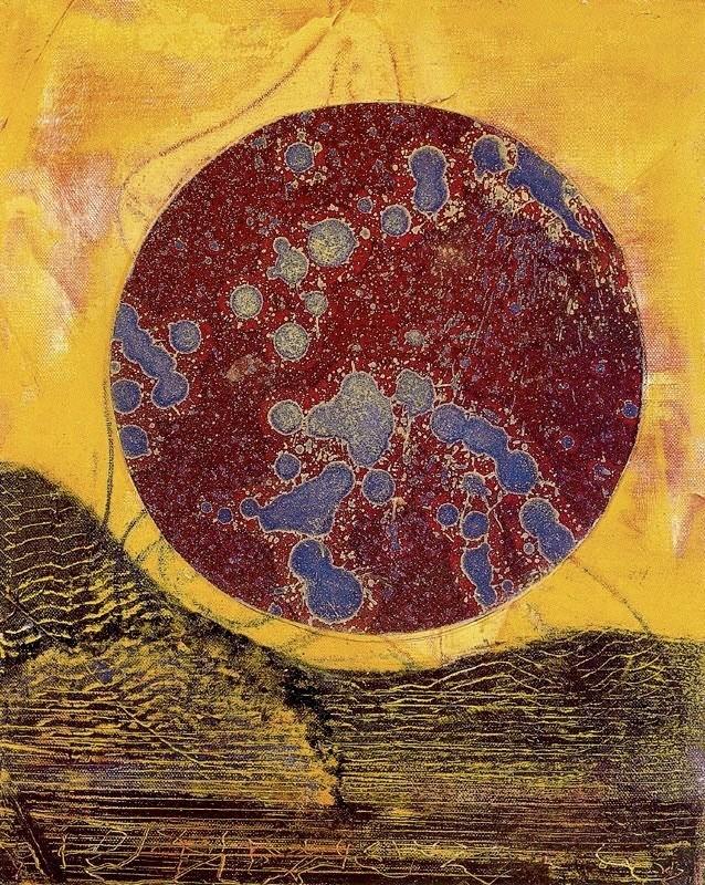 Max Ernst - Rien ne va plus (1973)
