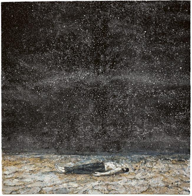 Anselm Kiefer - Las célebres órdenes de la noche (Die berühmten Orden der Nacht), 1997