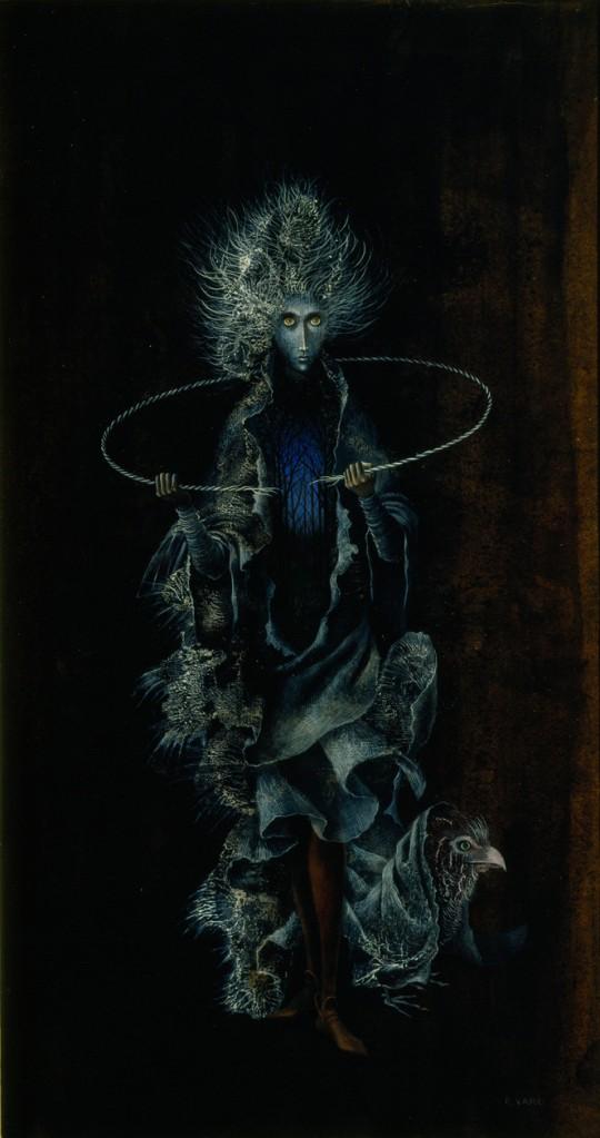 Remedios Varo- Rompiendo el Círculo Vicioso, 1962