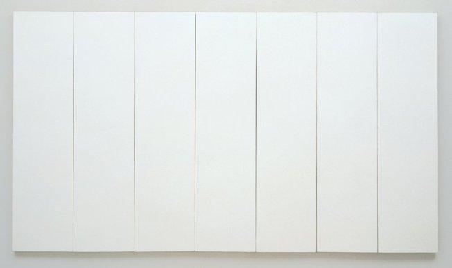 Robert Rauschenberg - White Painting (1951)
