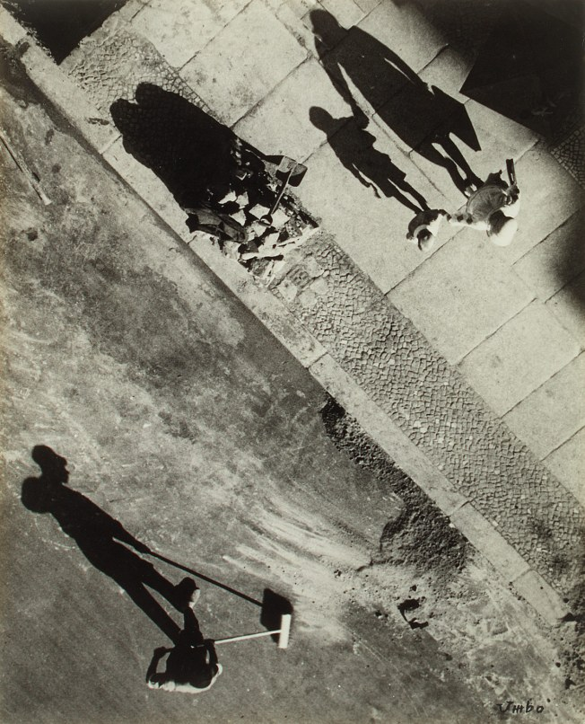 Umbo (Otto Umbehr) - Mystery of the Street (1928)